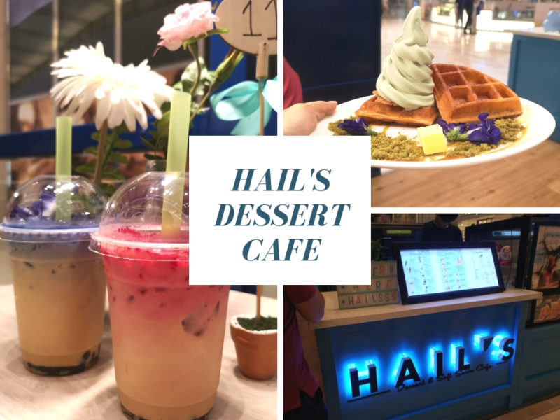 HAIL'S DESSERT & SOFT SERVE CAFE